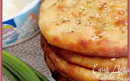Рецепт Финские картофельные лепешки из духовки
