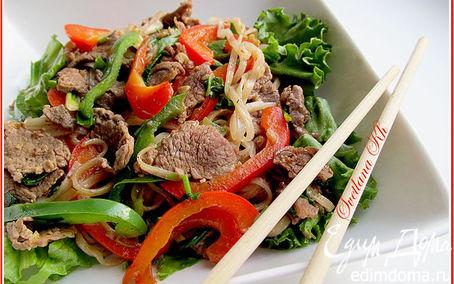 Рецепт Говядина по-вьетнамски