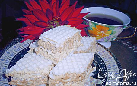 Рецепт Шоколадно-ореховая нуга