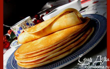 Рецепт Панкейки на кефире (Pancakes)