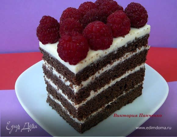 Черемуховые пирожные для Svetlana