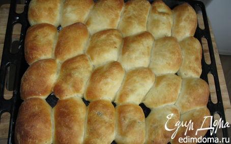 Рецепт Пирожки с рисом и грибами
