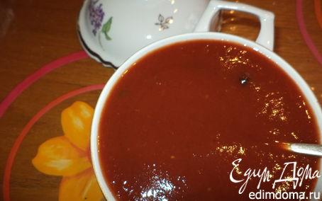 Рецепт Несложный способ приготовления томатного сока (соуса)+бонус (фрикадельки с брынзой)