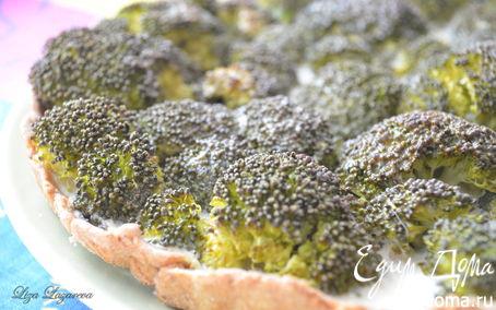 """Рецепт """"Нескучный"""" и очень полезный пирог с брокколи"""