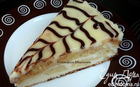 Рецепт Венгерская ватрушка с шоколадной заливкой