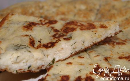 Рецепт Ленивый хачапури