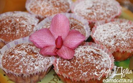 Рецепт Ароматные кексы с цукатами