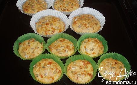 Рецепт Сырные маффины