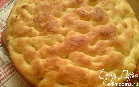 Рецепт Генуэзская фокачча с картофелем