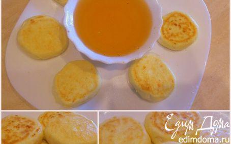 Рецепт Классические сырнички
