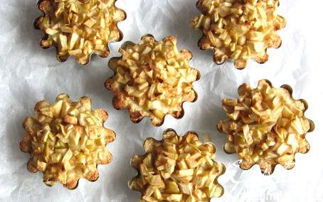 Рецепт Деревенские ГАЛЕТЫ с яблоками