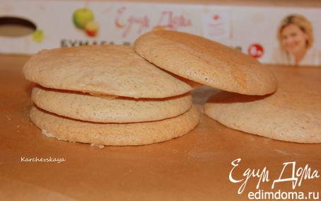 """Рецепт Миндальное печенье (ГОСТ)+10 аргументов в пользу кулинарной бумаги """"HomeQueen Corporation"""""""