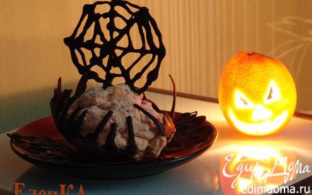 Рецепт Мусс из тыквы для Halloween