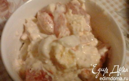 Рецепт Закуска из кальмаров