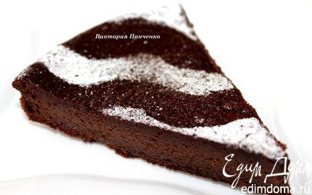 """Рецепт Кофейно-шоколадный торт """"А ля Варен"""""""