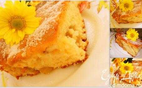 Рецепт виноградно-ореховый пирог с апельсиновым ароматом