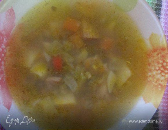 Машевый суп