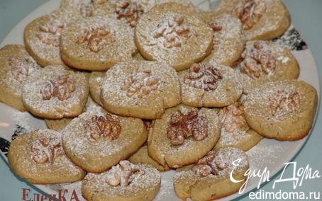 Рецепт Тахинно-медовое печенье