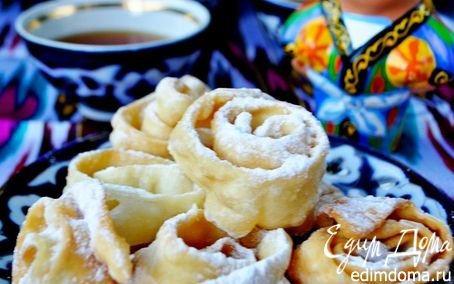 Рецепт Урама, узбекская сладость