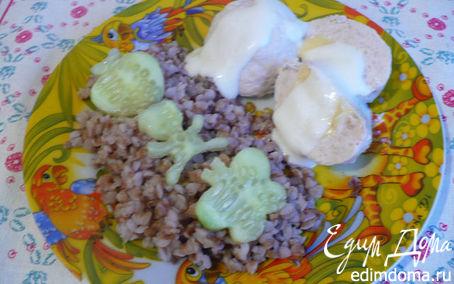 Рецепт Котлетки из куриной грудки в духовке