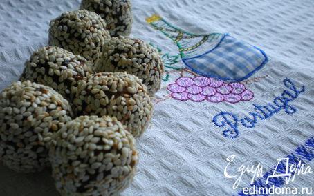 Рецепт Конфеты из сухофруктов