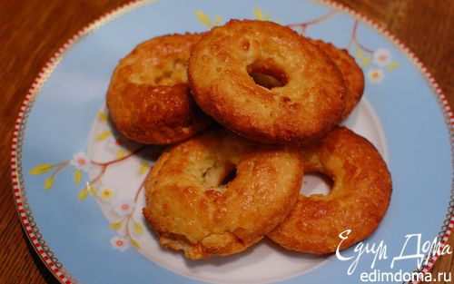 Рецепт – Пышки-выскочки на завтрак