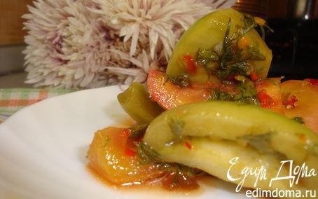 Рецепт Закусочные помидорки