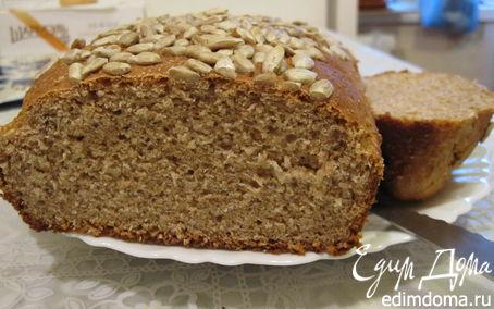 Рецепт Полбяной (спельтовый) хлеб