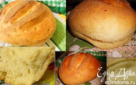 Рецепт Горчичный хлеб, вымешанный в отрубях