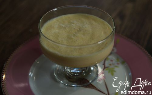 Рецепт Мусс из маракуйи