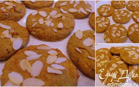 Рецепт Пряное тыквенное печенье