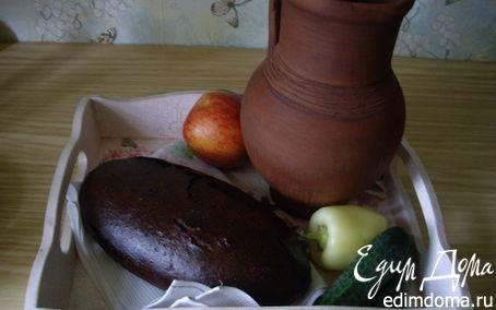 Рецепт Литовский домашний хлеб (Lietuviška naminė duona)