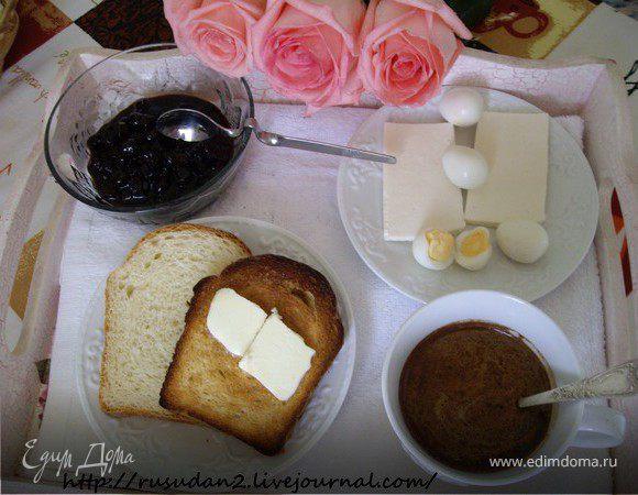 Молочный хлеб (в.с.) ГОСТ