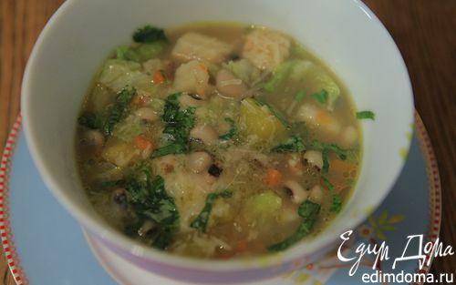 Рецепт Овощной осенний суп