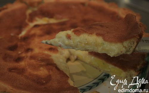 Рецепт Тарт с манго