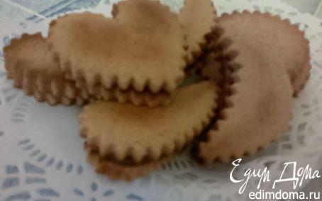 Рецепт Печенье медовое с корицей