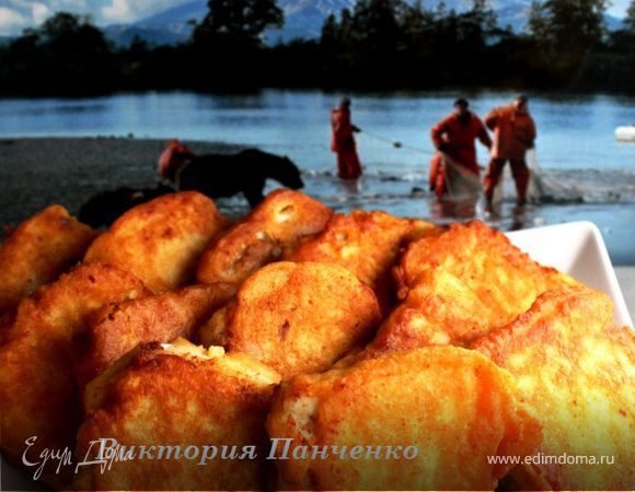 Назад в СССР: Рыба в кляре