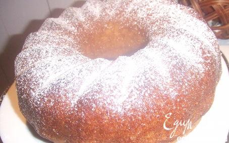 Рецепт Тыквенный кекс