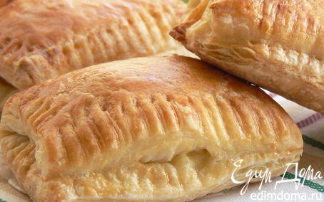 Рецепт Бурекас с картошкой и сыром