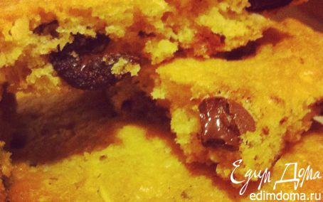 Рецепт Классическое печенье с шоколадными чипсами