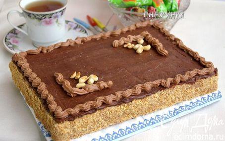Рецепт Назад в СССР: Торт «ЛЕНИНГРАДСКИЙ»