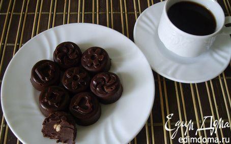 Рецепт Шоколадные конфетки с чили