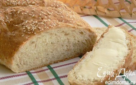 Рецепт хлеб на домашнем йогурте с хлопьями