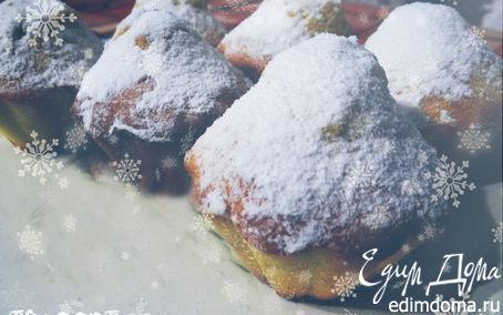 Рецепт Заснеженные кокосовые вершины в хлебопечке