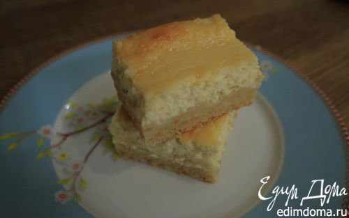 Рецепт Цитрусовый пирог с рикоттой