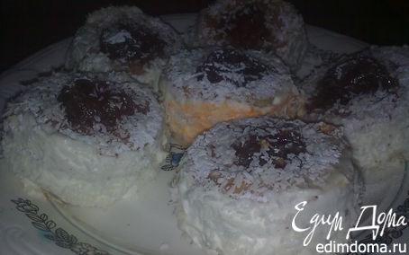 Рецепт Абрикосовое пирожное (Jeux d'enfants)