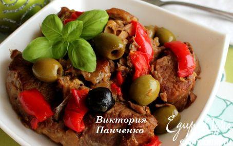 Рецепт Прованское рагу из баранины