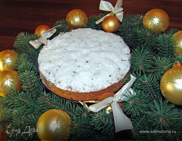 Рождественский кекс (хранится 3-6 недель)