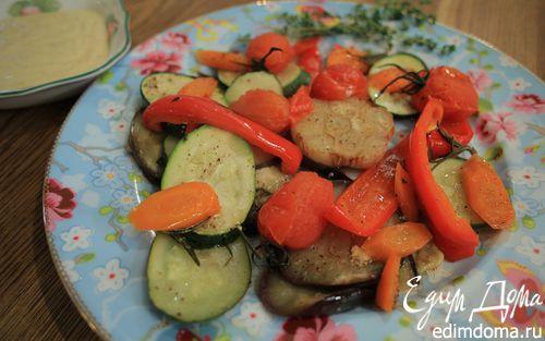 Рецепт Овощи по-провансальски