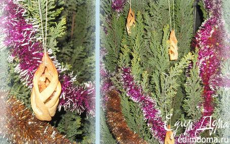 """Рецепт Вкусная елка: Печенье """"Чарох"""""""